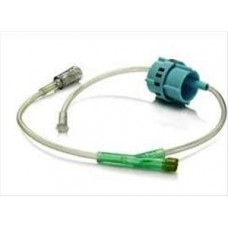 Controller infusion with luer lock fittings 5 to 250ml per hour Abbott Dial-A-Flo