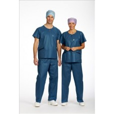 Scrub Suit Trousers Extra comfort Barrier large blue