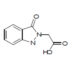 (3-oxo-1,3-dihydro-2H-indazol-2-yl)acetic acid