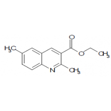 ethyl 2,6-dimethylquinoline-3-carboxylate