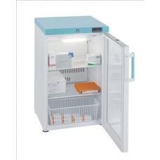 PG307C Under- counter Pharmacy Refrigerator Glass Door 107L Lec