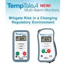 Sensitech TempTale 4 Multi-Alarm Multi-Use USB Monitor.