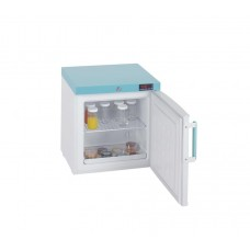 LEC Laboratory Countertop Freezer 50 Litre Solid Door Model ISU27C